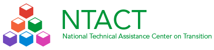 National Technical Assistance Center on Transition with square logo
