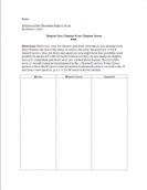 Chapter 1 Worksheet