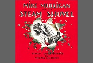 Cover of Mike Mulligan Steam Shovel