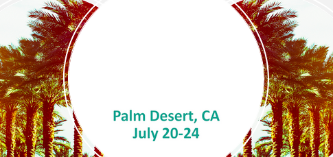 AHEAD 2020 at Palm Springs, CA