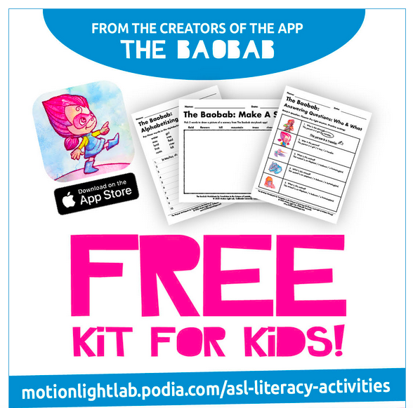 VL2 Free Kit for Kids