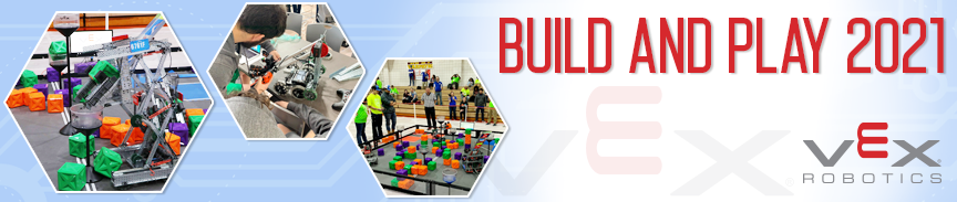 Build and Play 2021 Banner