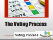 Voting Process Powerpoint